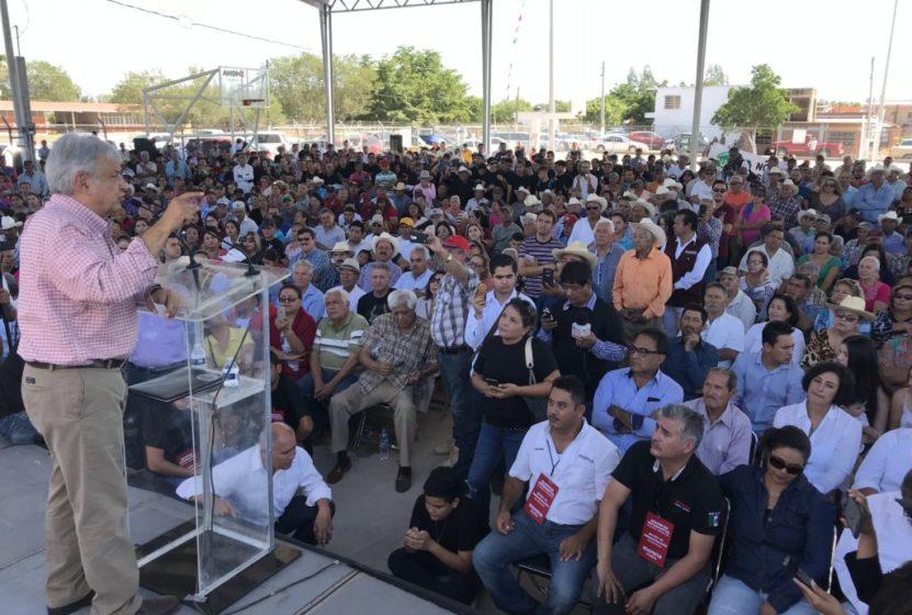 El dirigente nacional de Morena lamenta la caída en la producción petrolera  a niveles de hace 37 años, en septiembre del 2017, al alcanzar un millón  730,000 ...